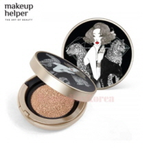 MAKEUP HELPER Art Cushion Luminous Real Essence SPF50+ PA+++ 12g [Black Edition],	MAKEUP HELPER